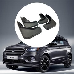 Брызговики на Ford Kuga 2 / Escape с 2013 HAVOC полный комплект 4 шт