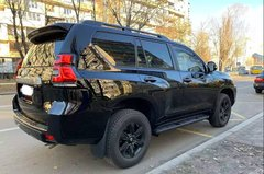 Рейлинги Havoc Toyota Land Cruiser Prado 150 2018+